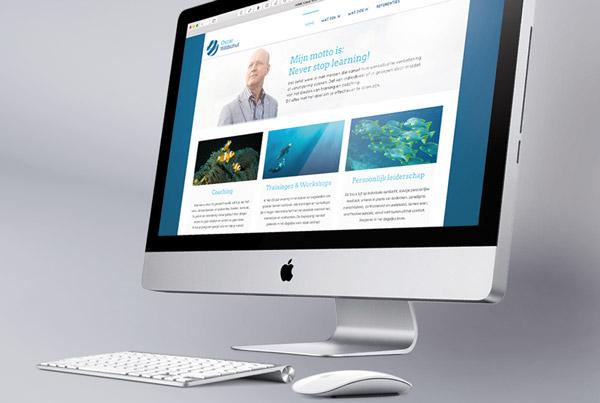 Website voor Oscar Wildschut